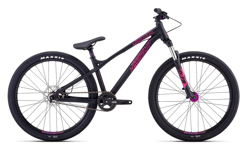 Commencal ABSOLUT MAXMAX (2016)